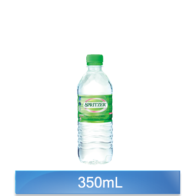 Spritzer Natural Mineral Water