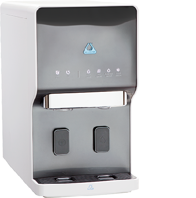 Aqua-Tek ICT Series Ice Cube, Hot, Cold & Ambient Water Dispenser